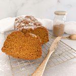 Hawaij Spice Pumpkin Bread