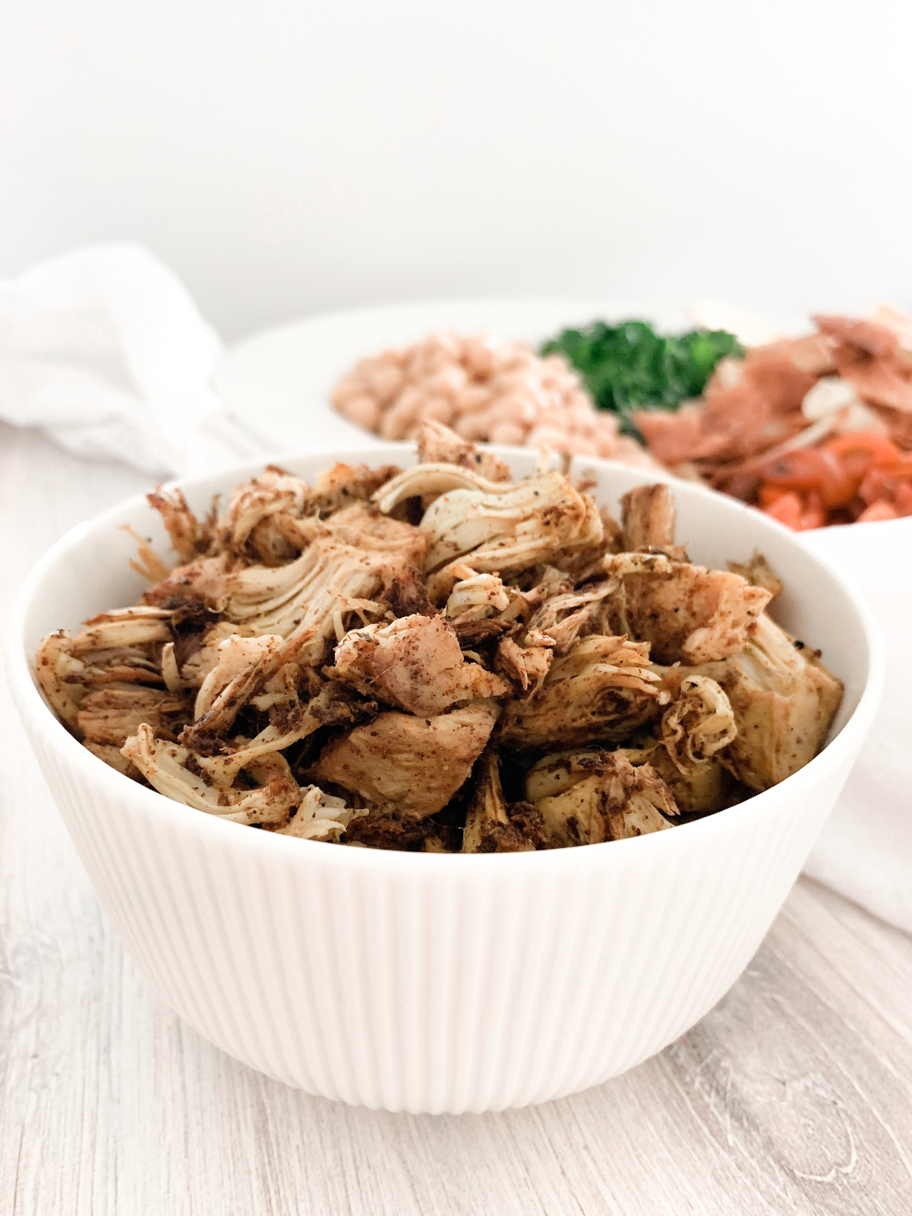 Jackfruit Shawarma 'Chicken'