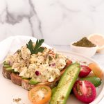 Za'atar Egg Salad